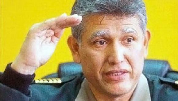 El ex jefe de la Dircote Vicente Álvarez podría ser denunciado por peculado agravado. (USI)