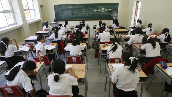 Ministerio de Educación anuncia que inscripción empezará el 29 de junio (USI)