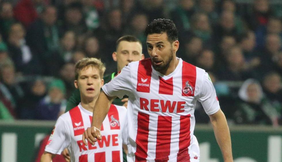 PIzarro jugó los últimos diez minutos del partido. (EFE)