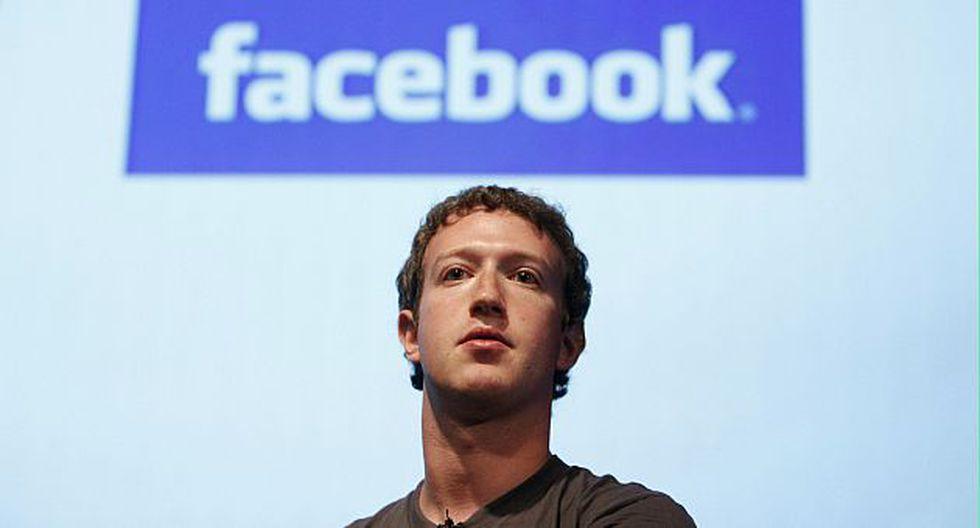 Zuckerberg no la pasa bien en Wall Street. (AP)