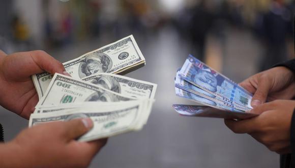 El dólar acumula una ganancia de más de 9.70% frente al sol en lo que va del año, tras cerrar el 2020 en S/ 3.619. (Foto: Vidal Jordan / GEC)