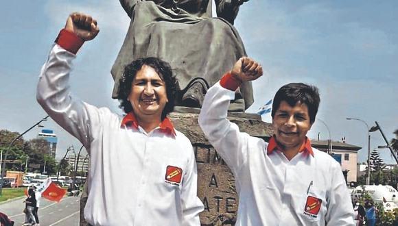 Elecciones 2021: Pedro Castillo y Vladimir Cerrón participarán en el I Congreso Nacional de Perú Libre el 24 de julio nndc   Pedro Castillo   Vladimir Cerrón   Perú Libre   Elecciones 2021   POLITICA   PERU21