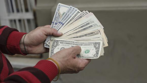 hacia arriba. Intervención del Banco Central de Reserva del Perú (BCR) no frenó el alza del billete. (GEC)