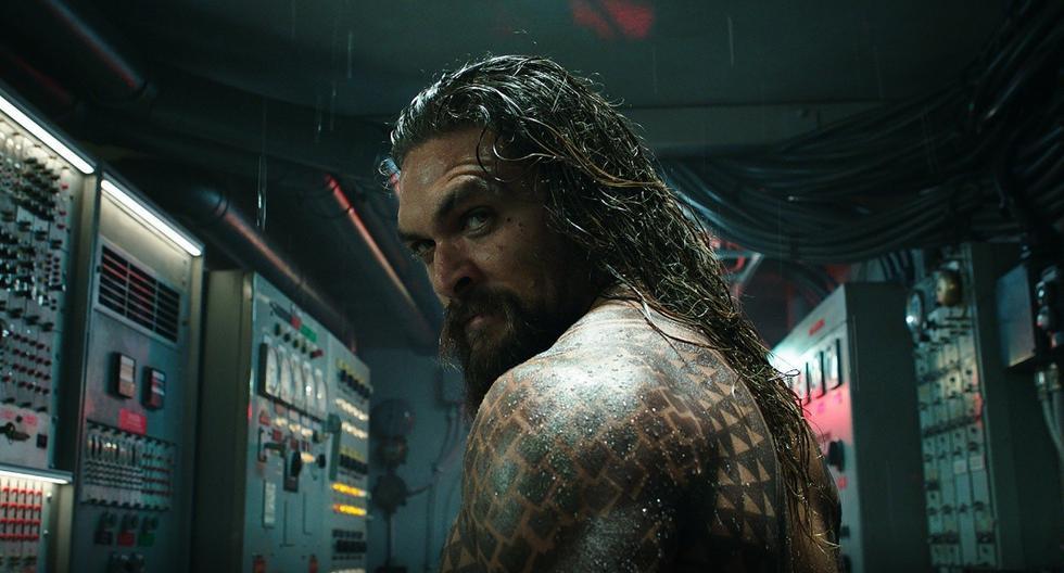 El primer tráiler de Aquaman se estrenó en julio del 2018. Jason Momoa interpreta al rudo rey de la Atlántida. (Foto: DC Films)