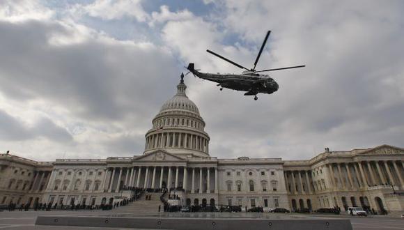 El Congreso y la Casa Blanca deberán llegar a un acuerdo. (Bloomberg)