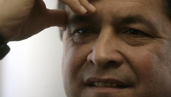 PRUEBAS. Iberico confirmó irregularidades en régimen carcelario. (Alberto Orbegoso)