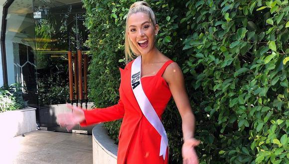 Sarah Rose Summers, Miss Estados Unidos, generó polémica por sus declaraciones. (Foto: @SarahRoseSummers)