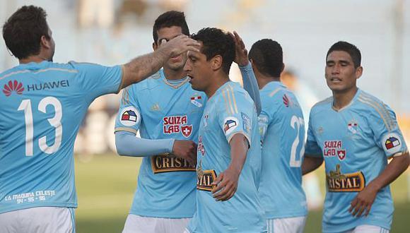 Celestes sumaron 20 puntos y se acercan a Alianza Lima en la tabla. (Mario Zapata)