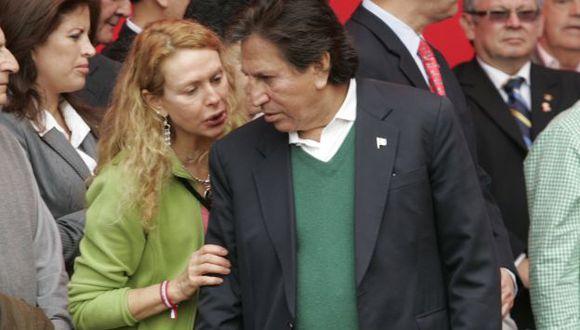 En problemas. Declaraciones confirmarían que casa de Las Casuarinas era para esposos Toledo-Karp. (Perú21)