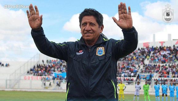 Javier Arce asume su segundo ciclo en Binacional tras dirigir a Cusco FC. (Foto: Binacional)
