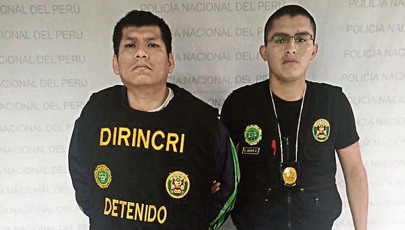 El acusado tenía una orden de prisión preventiva, dictada por el Juzgado Penal de Puente Piedra de fecha 13 de diciembre de este año, por el delito de violación a una persona con incapacidad de resistir. (USI)