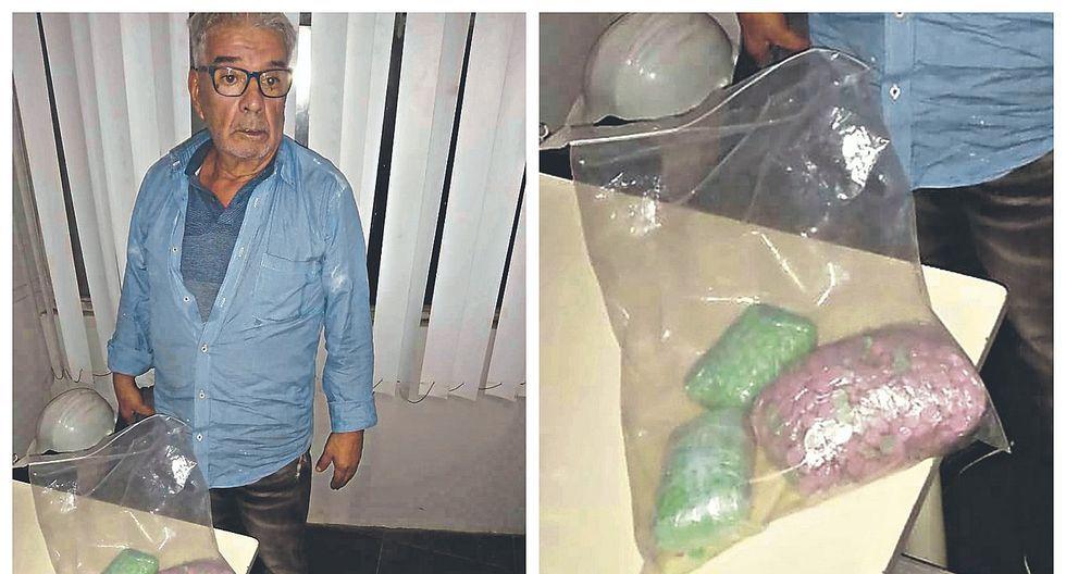 Jaime Duque fue intervenido por la Policía cuando se encontraba en un bus de la empresa Cavassa.