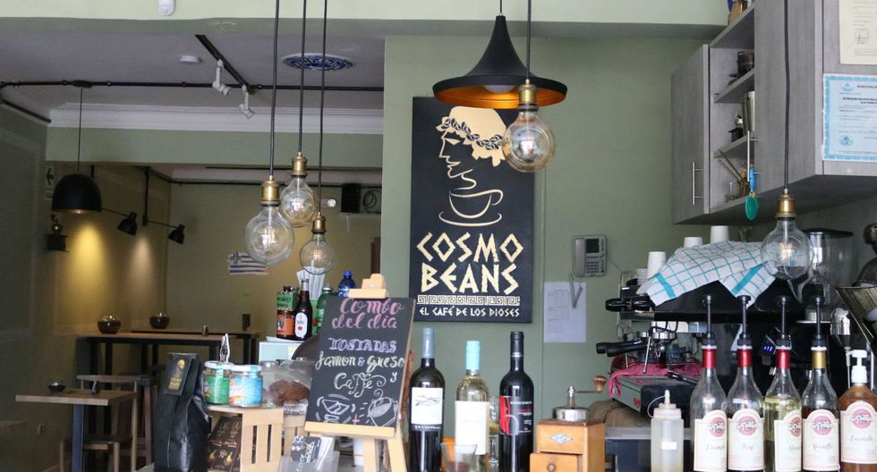 Asaltan cafetería Cosmo Beans y se llevan S/10 mil en Magdalena. (USI)