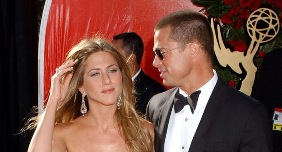 Jennifer Aniston y Brad Pitt rompieron su matrimonio ni bien Angelina Jolie ingresó a la vida del famoso actor. (Getty)