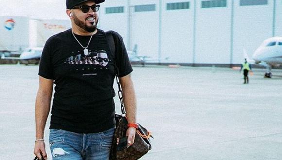 Raphy Pina es un conocido productor musical de Puerto Rico, considerado uno de los pioneros de la música urbana (Foto: Instagram)