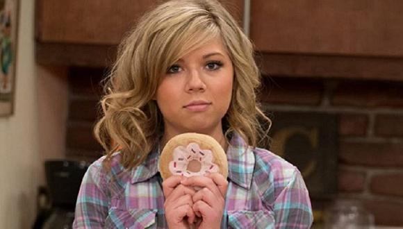 "Jennette McCurdy no será parte de revival de ""iCarly"" (Foto: Nickelodeon)"