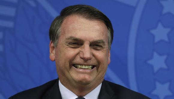 """El pacto, calificado de """"histórico"""" por el presidente Jair Bolsonaro, reafirma el compromiso entre la UE y el Mercosur de abrir sus economías, según el Gobierno de Brasil. (Foto: AP)"""