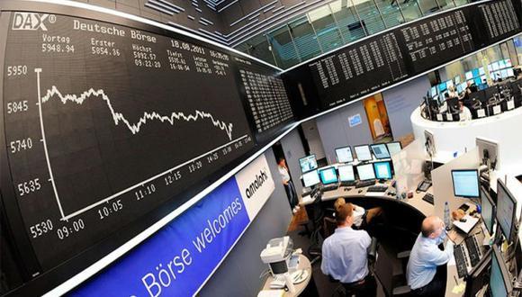 Guerra comercial sigue afectando a las bolsas europeas. (Foto: El Comercio)