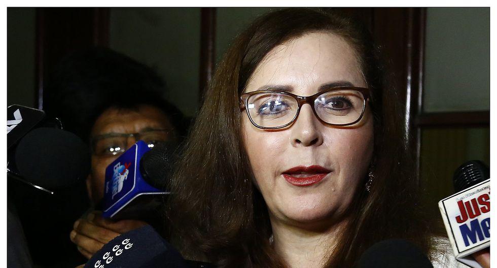 Rosa Bartra solicitó licencia a la Comisión Permanente para postular al Congreso en las elecciones de enero del 2020. (Foto: GEC)
