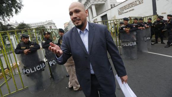 CUENTAS NO CUADRAN. Ilan Heredia deberá dar explicaciones ante la Fiscalía. (César Fajardo)
