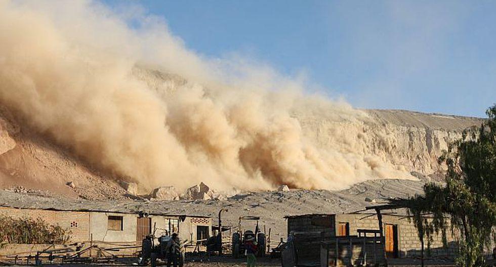 Derrumbes y deslizamientos son principales riesgos. (USI)