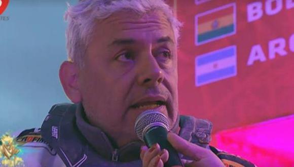 Piloto boliviano Leonardo Martínez se pronuncia en contra de reelección de Evo Morales.