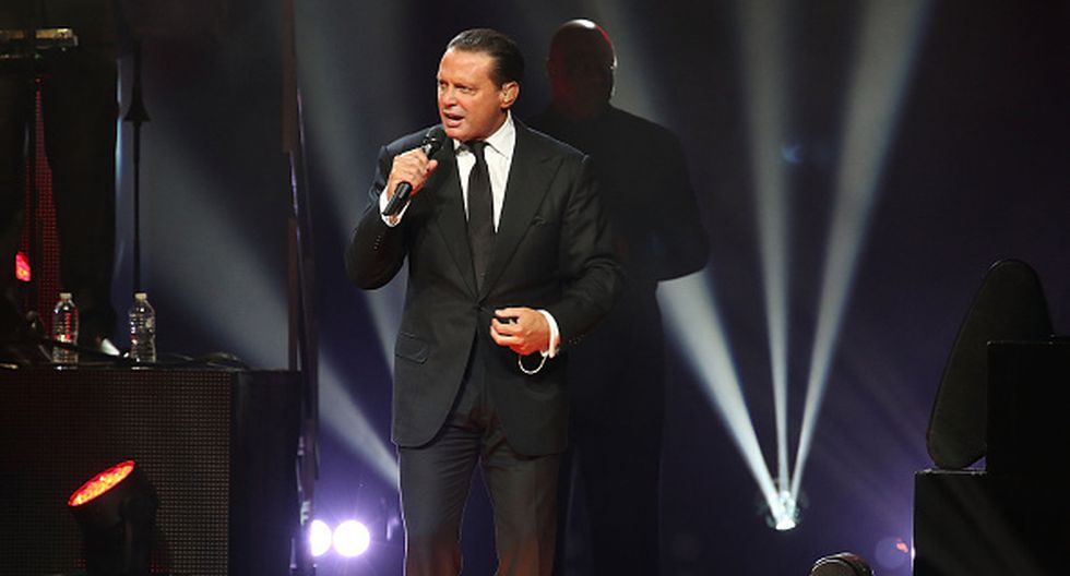 Luis Miguel  (Getty)