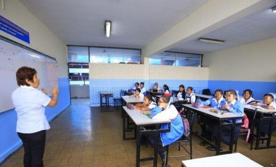 En enero del 2017, el colectivo PEA demandó al Ministerio de Educación (Minedu) al considerar que la guía pedagógica fue aprobada sin el consenso de los padres de familia. (GEC)