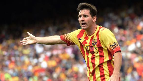Lionel Messi irá a juicio por fraude fiscal. (AFP)