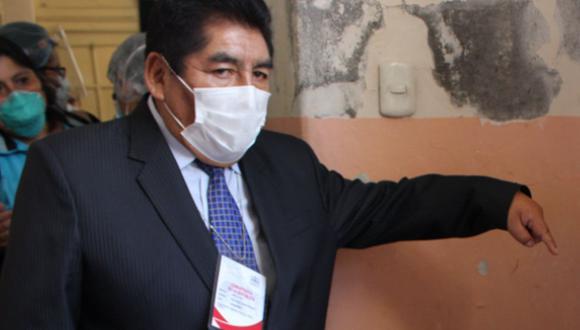 Hipólito Chaiña tenía 67 años y era médico (Facebook).