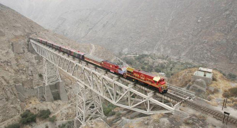El proyecto para mejorar y modernizar el Ferrocarril Huancayo-Huancavelica es uno de los que se espera mejorar este año.