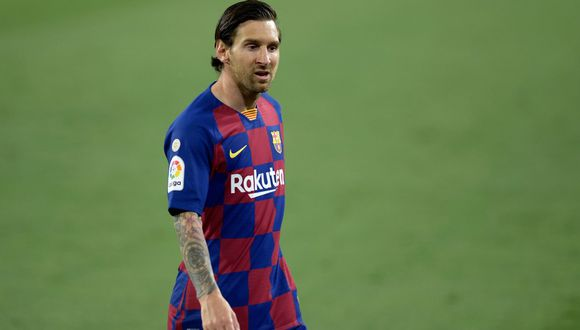 La explicación para entender el movimiento de Lionel Messi y su renovación con el Barcelona. (Foto: AFP)