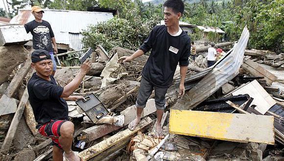 Unas 5,000 personas quedaron varadas tras el desastre. (EFE)