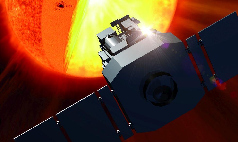 NASA: ¿Quieres escuchar al Sol? Y no nos referimos a Luis Miguel