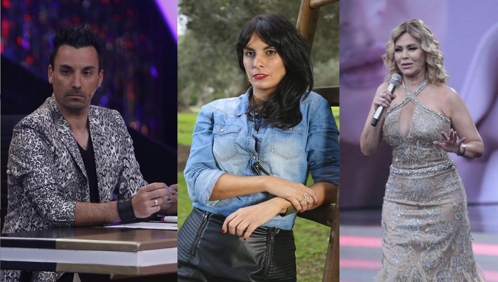 Carla García molesta con Gisela Valcárcel y Santi Lesmes por renuncia de Susan Ochoa. (GEC)