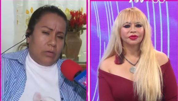 Walter Obregón se encuentra aún en la comisaría de Huarmey  tras denuncia de agresión de su conviviente Iris Castillo. (Foto: Captura ATV / GEC)