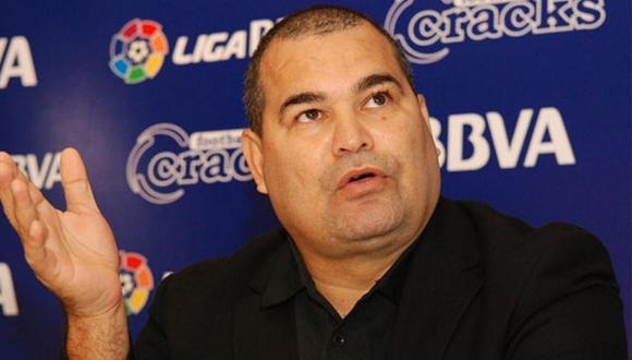 José Luis Chilavert criticó el manejo de Conmebol y Tobar durante el Perú vs. Brasil. (Foto: AFP)