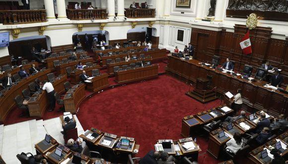 Congresistas a favor de que el Ejecutivo transparente gastos por consultorías. (Foto: César Campos / GEC)
