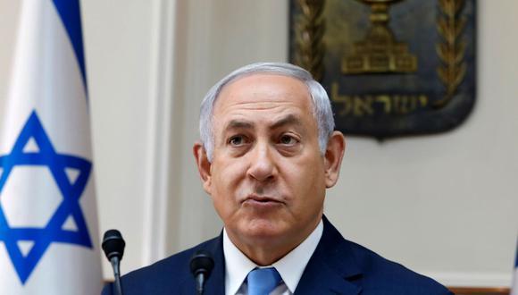 ¿Es el final de la era de Benjamín Netanyahu en Israel? (AFP)