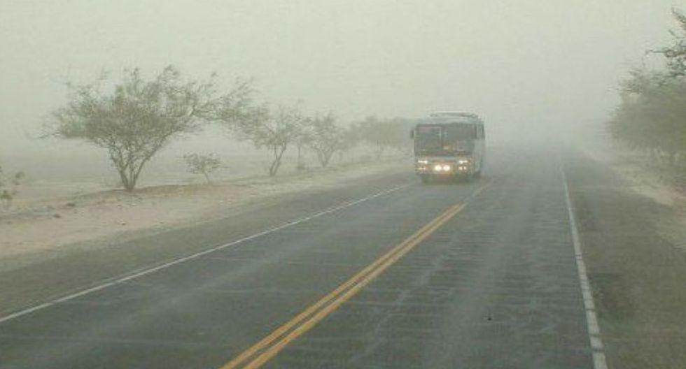Los valores más intensos se registrarán en la costa central, con velocidades por encima de los 40 km/h. (Foto: Andina)