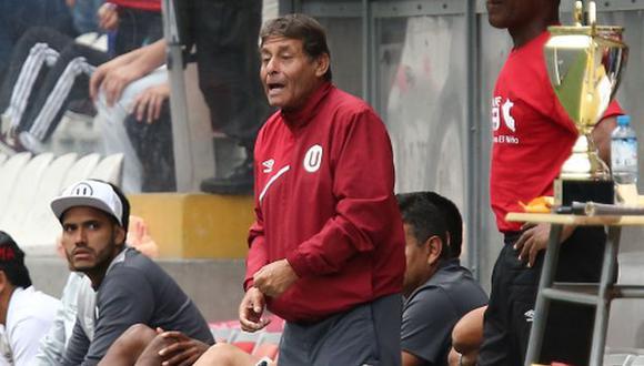 Roberto Chale habló sobre los nuevos convocados al equipo 'crema' (Depor)