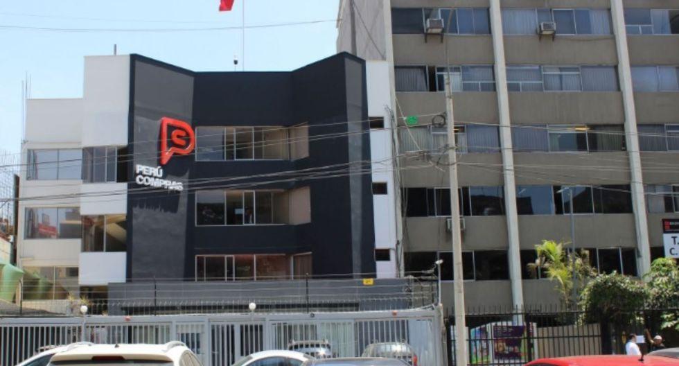 La Central de Compras Públicas - Perú Compras. (Foto: Perú Compras)