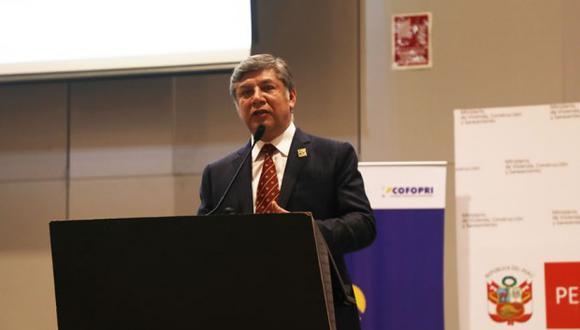 Miguel Estrada Mendoza: ¿Quién es el nuevo ministro de Vivienda? (Difusión)