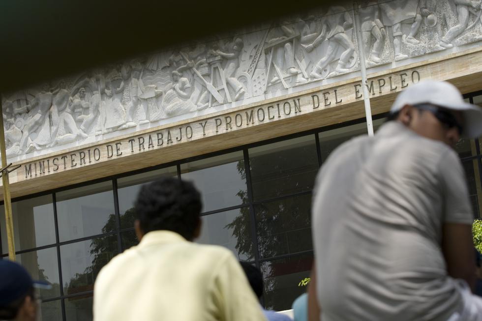 Ministerio de Trabajo y Promoción del Empleo (MTPE). (Foto: USI)