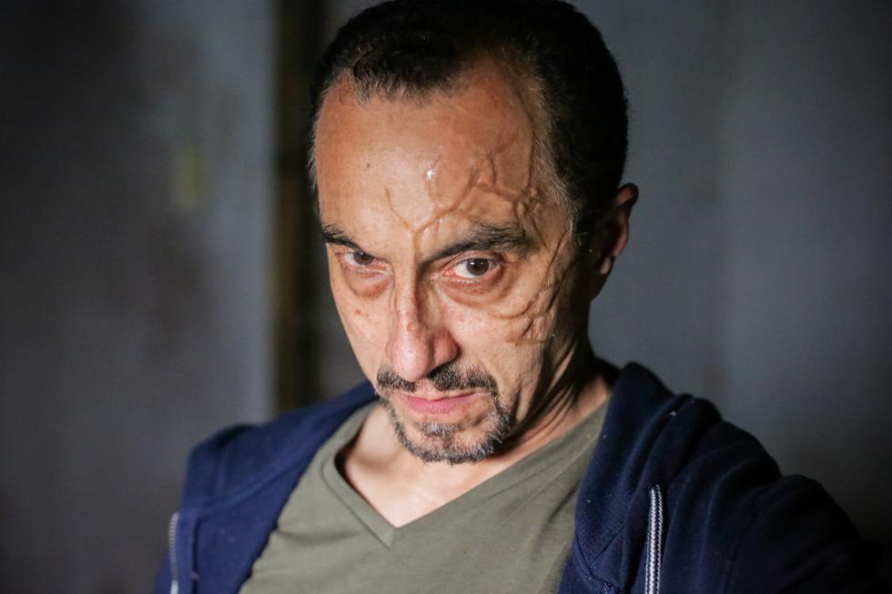 Fernando Pasco es 'Hilario', quien podría convertirse en el villano más odiado de la historia del cine peruano. (Difusión)