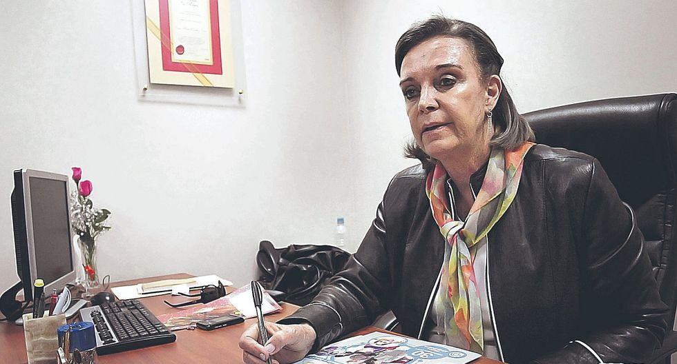 """Cuculiza aseguró que la falla empieza por la víctima e indicó que el maltrato sistemático """"animaliza a las mujeres"""". (GEC)"""