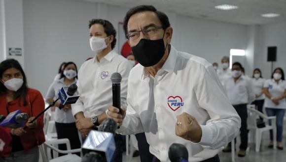 """Vizcarra dijo que si no se posterga la fecha de los comicios, """"habría grandes problemas"""" para su realización. (Foto: photo.gec)"""