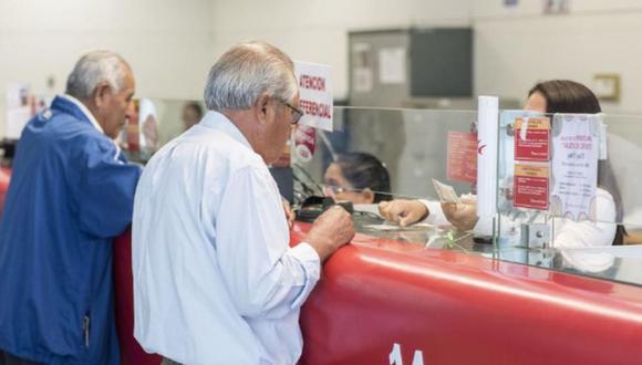El Banco de la Nación ha incrementado la capacidad operativa de las agencias del Banco de la Nación gracias a la contratación de personal suplente proveniente de las Empresas Transportadoras de Valores. (Foto: Andina)