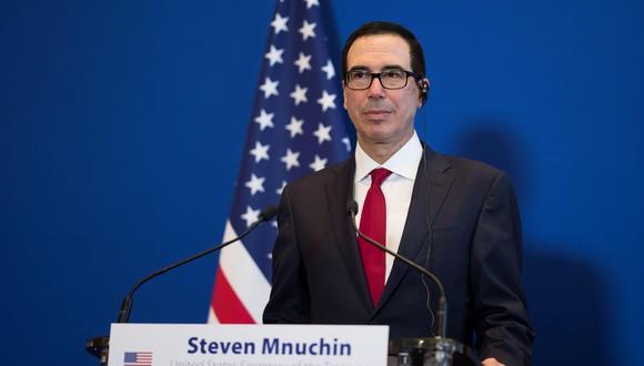 La delegación estará encabezada por el representante comercial Robert Lighthizer y el secretario del Tesoro Steven Mnuchin. (Foto: EFE)