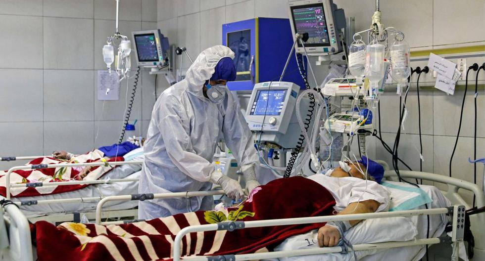 Hasta la fecha hay 107 fallecidos de un total de 3,089 contagiados. (AFP/Referencial).